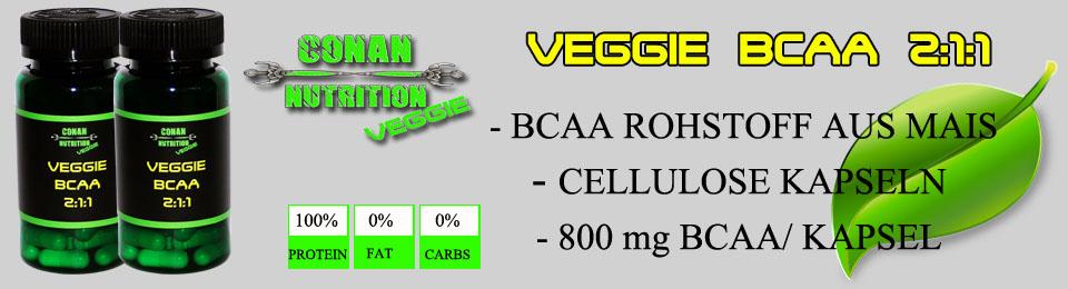 Banner Conan Nutrition VEGGIE BCAA 211