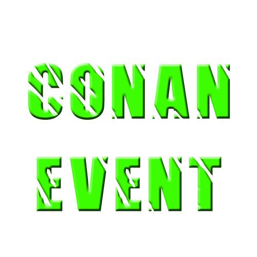 Conan Event Logo 500