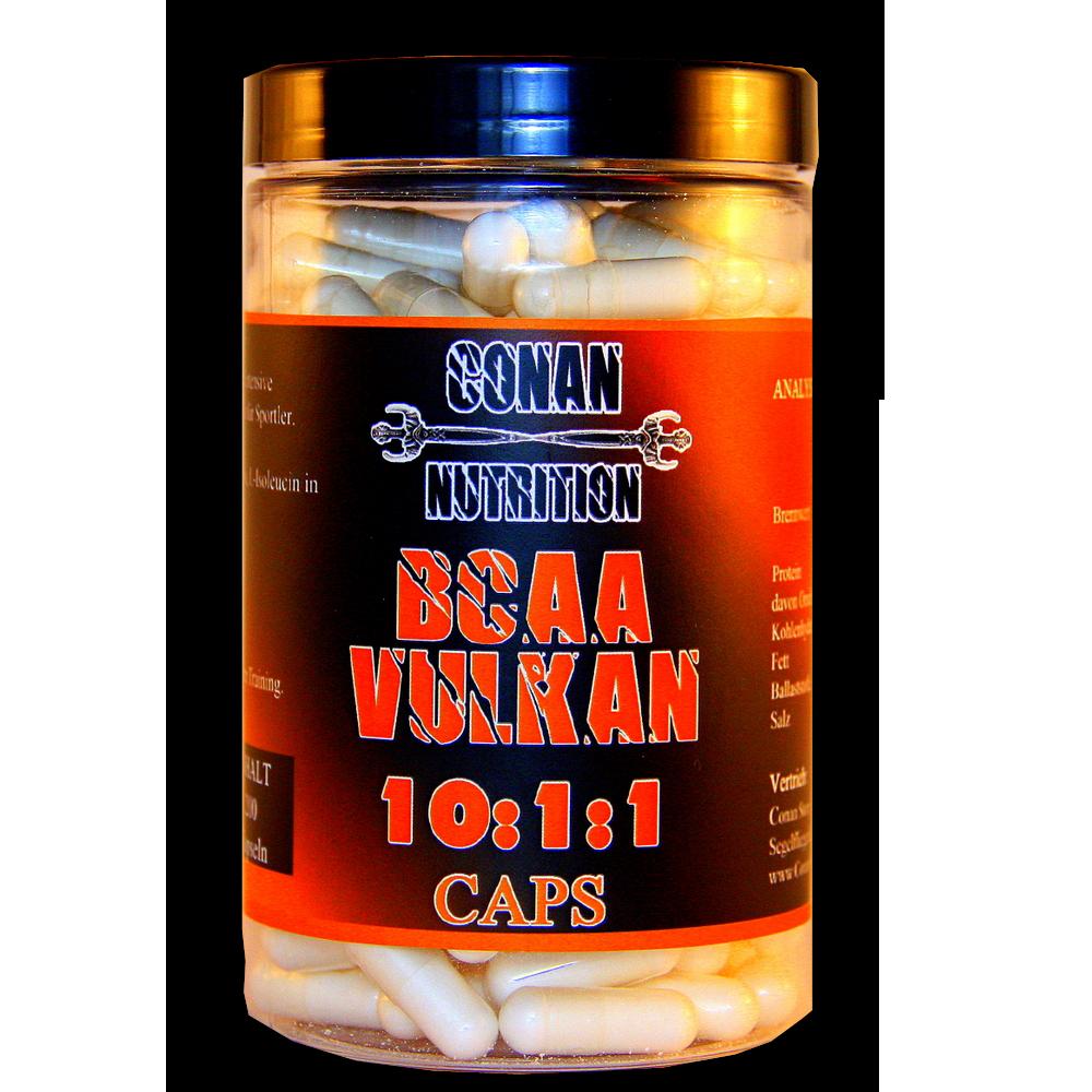 Conan Nutrition BCAA VULKAN CAPS