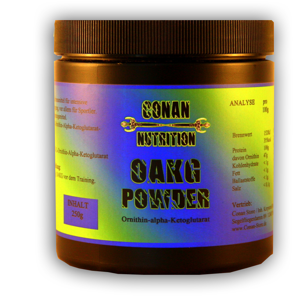 Conan Nutrition OAKG POWDER