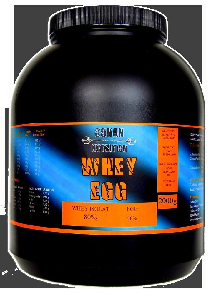 Conan Nutrition Whey EGG 2kg
