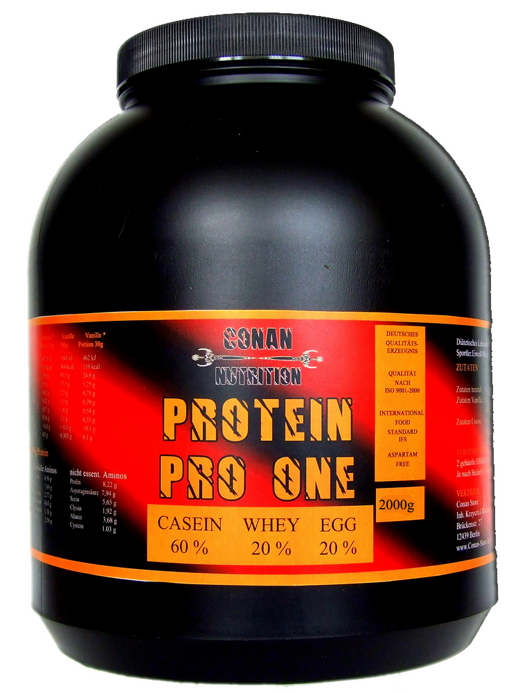 Conan Nutrition protein Pro one 2kg