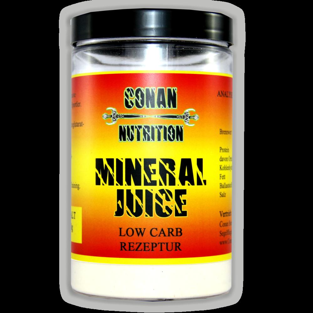 Conan nutrition Mineral Juice
