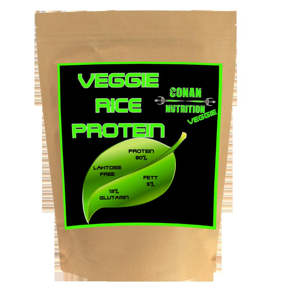 RICE PROTEIN CONAN NUTRITION VEGGIE P