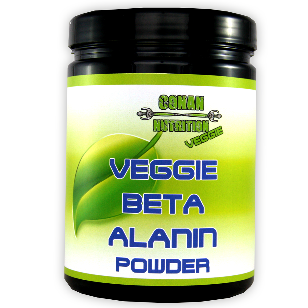 Conan Nutrition Veggie Beta Alanin Powder 1000