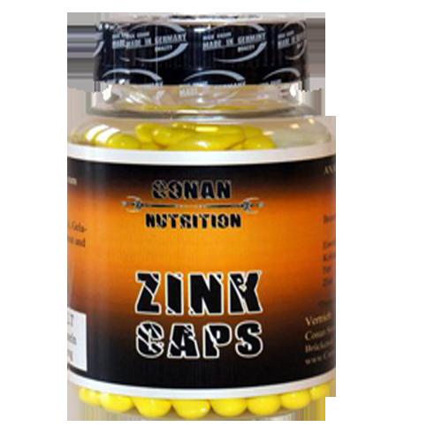 Conan Nutrition ZINK CAPS