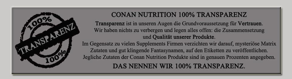 conan nutrition qualität logo banner