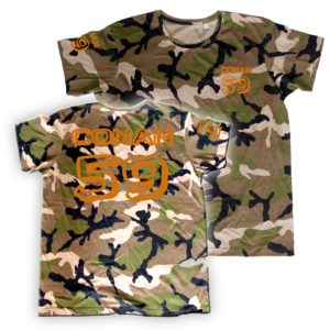 Conan Wear Amerikan Shirt Army