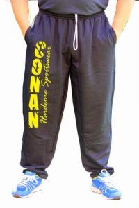 CONAN WEAR CONAN BLACK YELLOWW