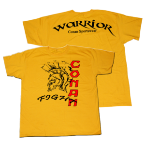 "Conan Wear Warrior T-Shirt ""Fight"""