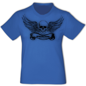 Conan Wear t-shirt-hardcore-blau