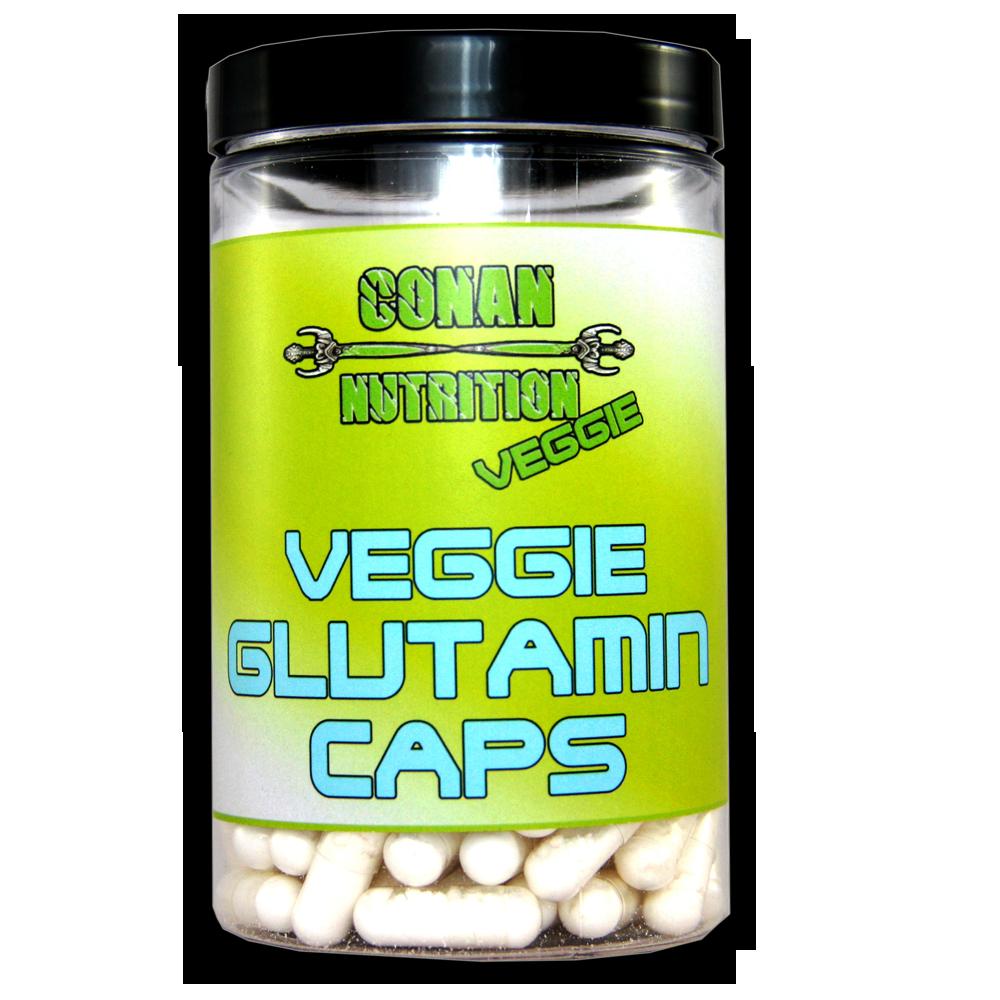 Conan Nutrition Veggie Glutamin Caps