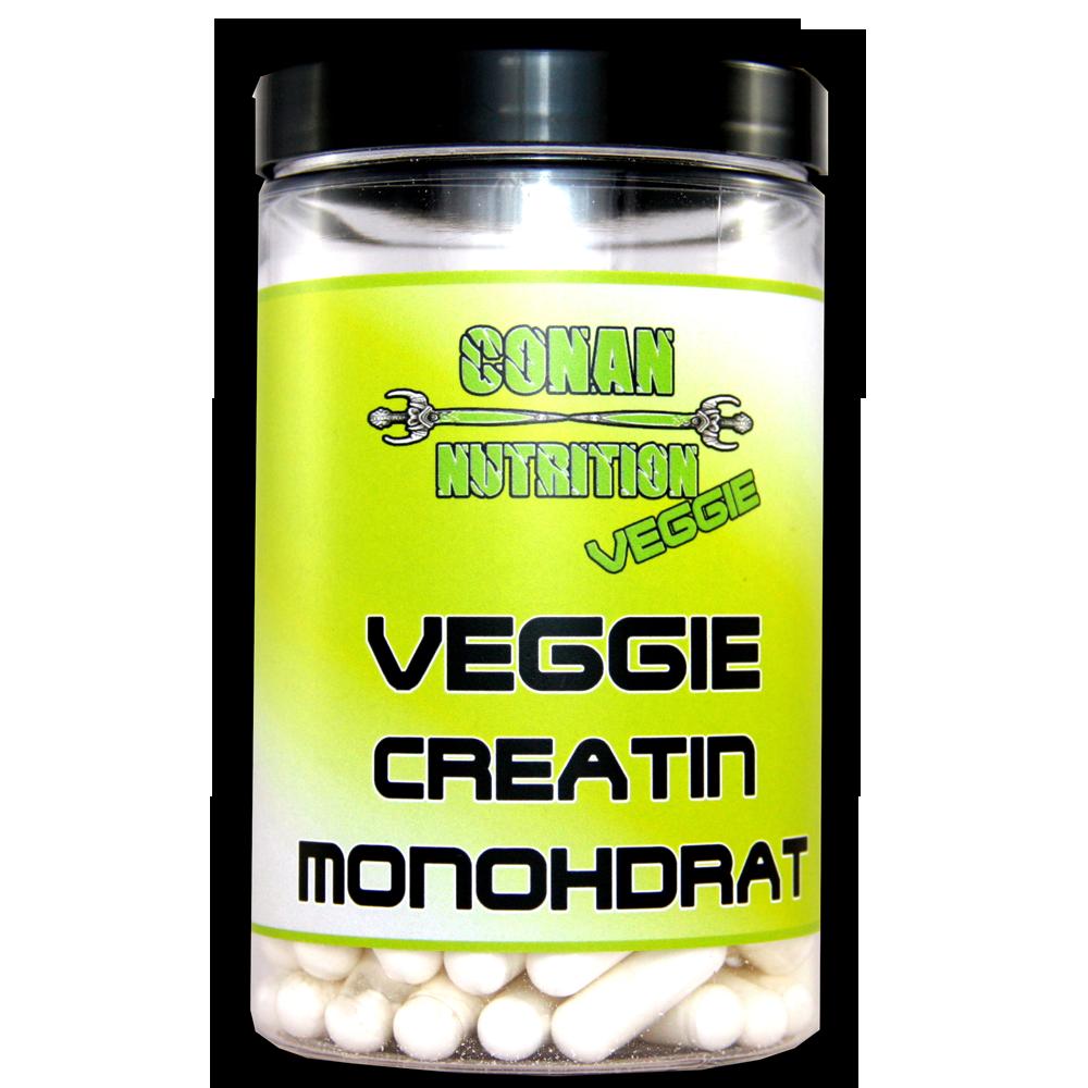 Conan Nutrition veggie Creatin Monohydrate 1000