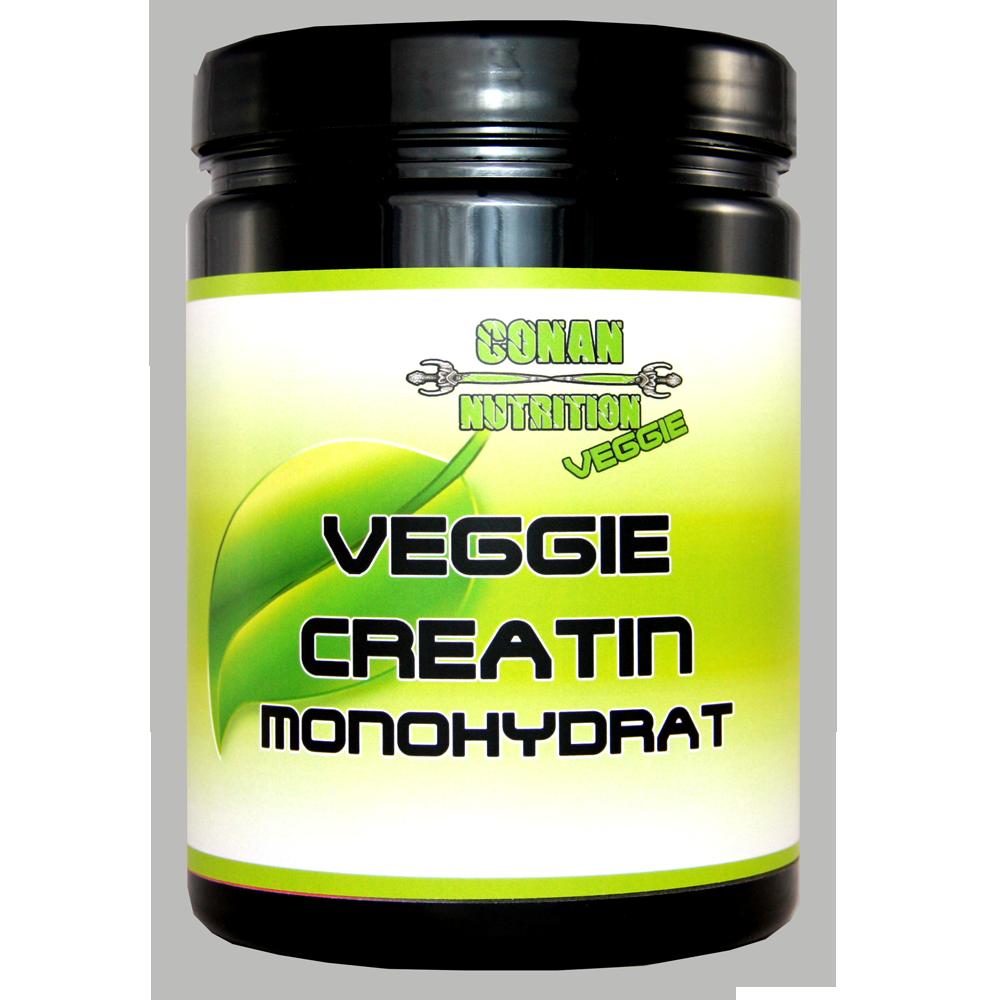 Conan Nutrition veggie Creatin Monohydrate Powder