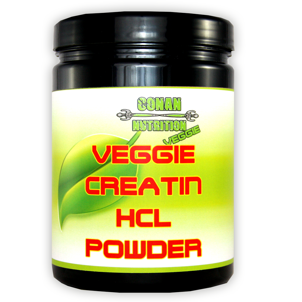 Conan Nutrition veggie Creatine HCL Powder