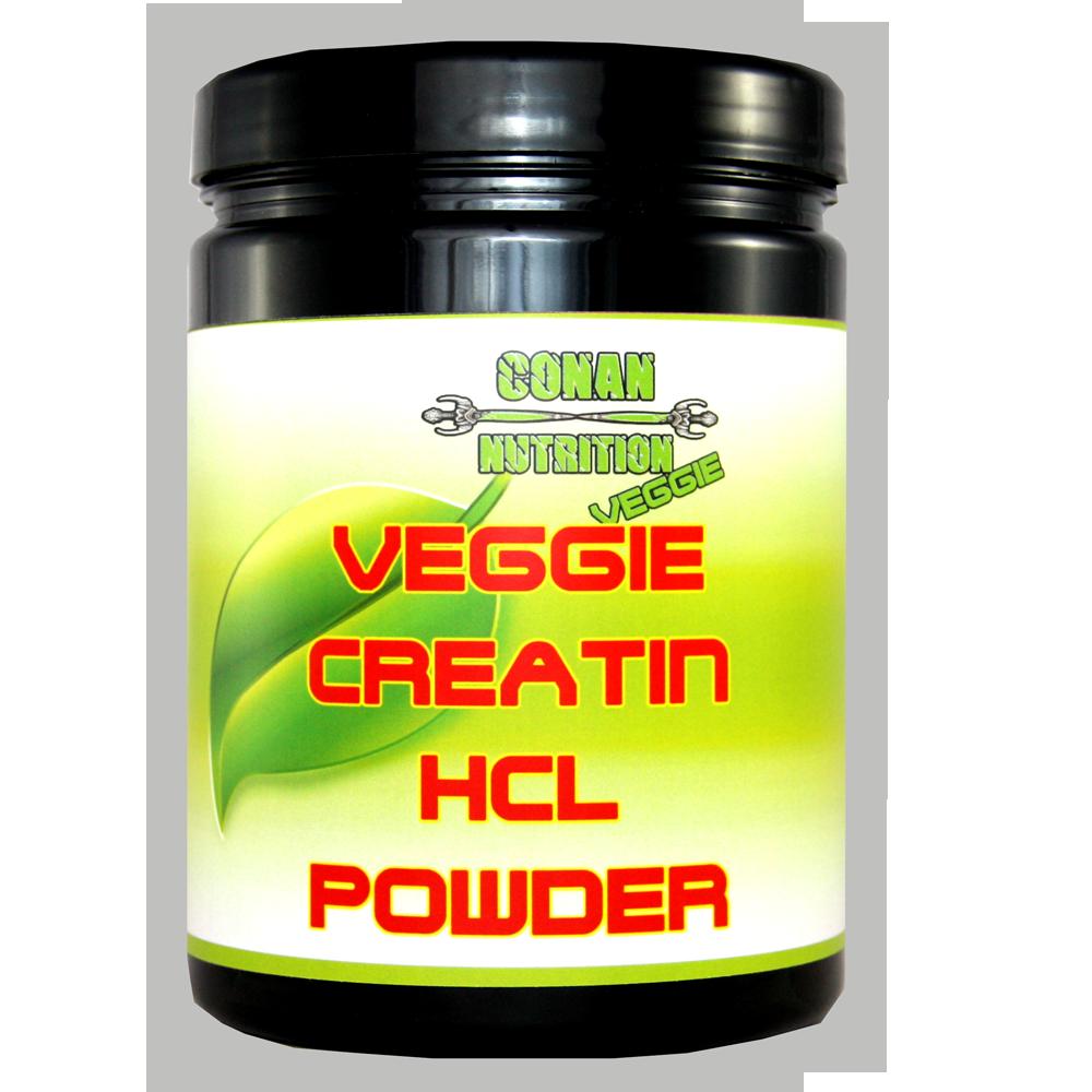 Conan Nutrition veggie Creatine HCL Powder