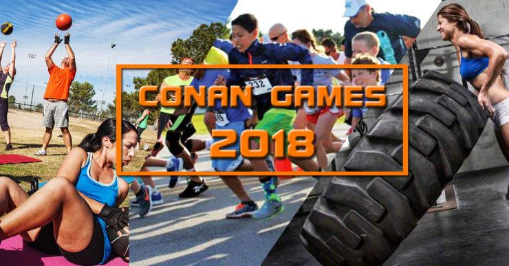 Conan Games 2018